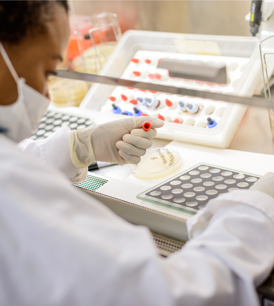 Laboratory Services – Deltamune